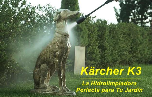 Karcher K3 | Una hidrolimpiadora perfecta para todo