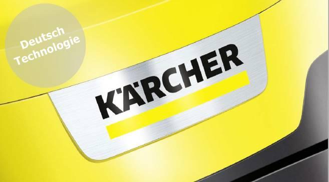 Karcher maquinaria