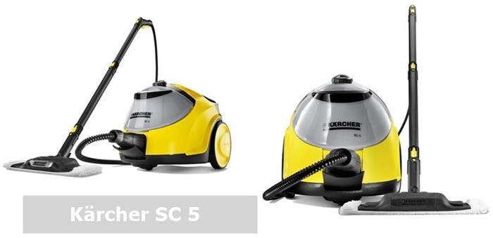 Vaporeta Karcher SC 5