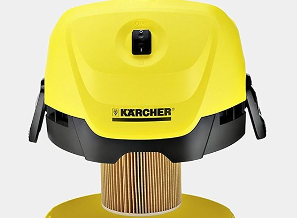 Frontal del Aspirador Karcher WD3 - ventakarcher