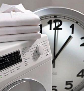 Cuando es más barato poner la lavadora