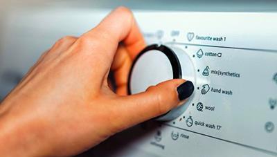 Programas cortos para ahorrar poniendo la lavadora