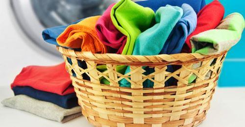 Separar la ropa antes de poner la ropa