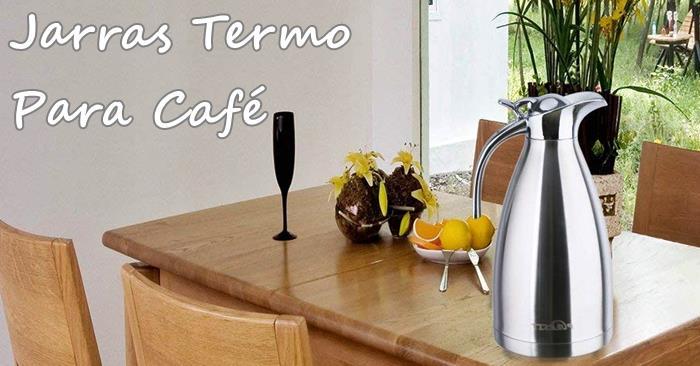 Jarras termo para cafe - termocafe.es
