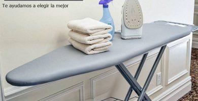 Mejores tablas de planchar