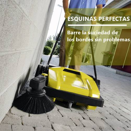 Karcher s 750. Perfecta para limpiar los exteriores de tu hogar