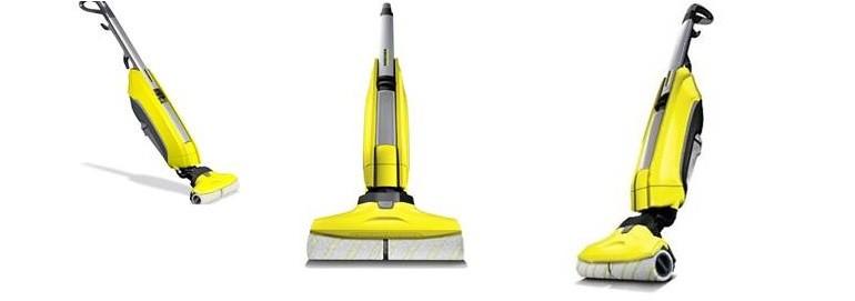 La fregadora de suelos desde distintos perpectivas