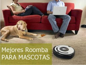 Roomba para mascotas