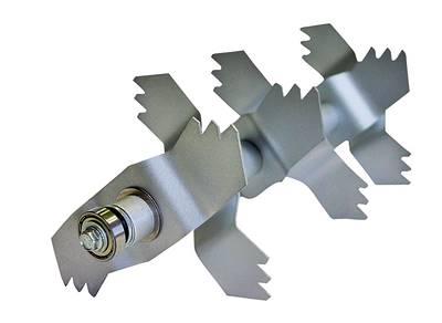 Tipos de cuchillas de un escarificador