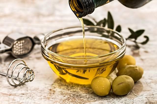 Aceite de oliva como limpiador casero