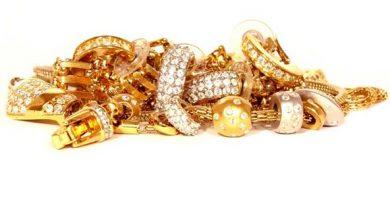 Cómo limpiar el oro