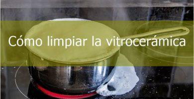Como limpiar la vitrocerammica muy sucia