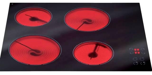 LImpiar la vitroceramica paso a paso