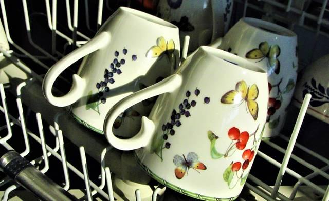 Cómo Limpiar el lavavajillas con vinagre