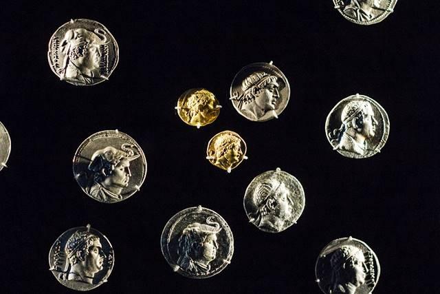 Como limpiar monedas antiguas romanas