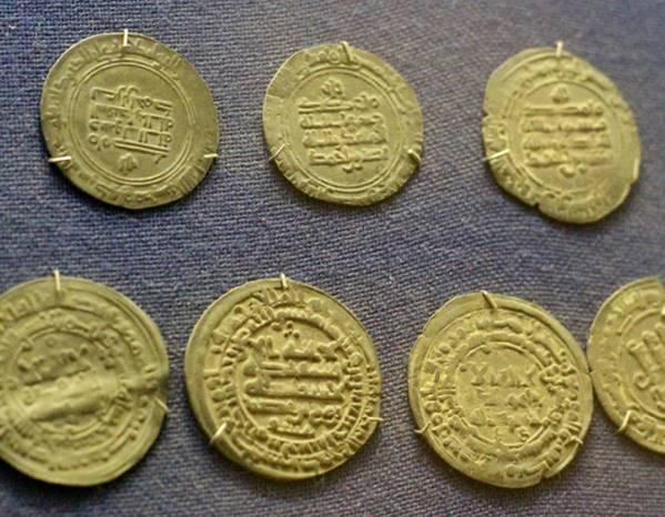 Monedas antiguas de oro cómo limpiarlas sin dañarlas