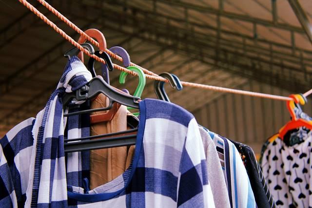 cómo quitar el óxido de la ropa