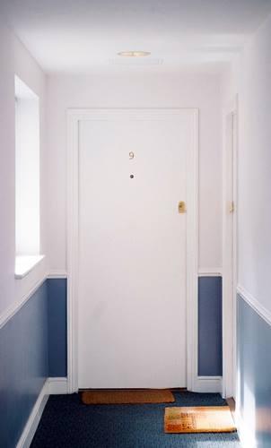 Limpieza de puertas lacadas que amarillean