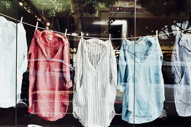 cómo savar el óxido de la ropa de algodón