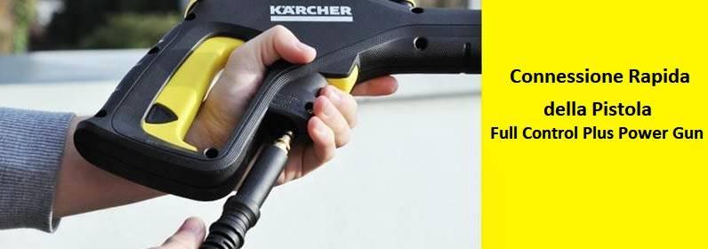 Attacco rapido della pistola Full Control Plus Power Gun