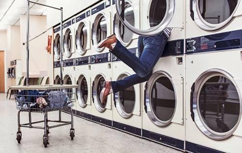 Cómo lavar las cortinas en la lavadora