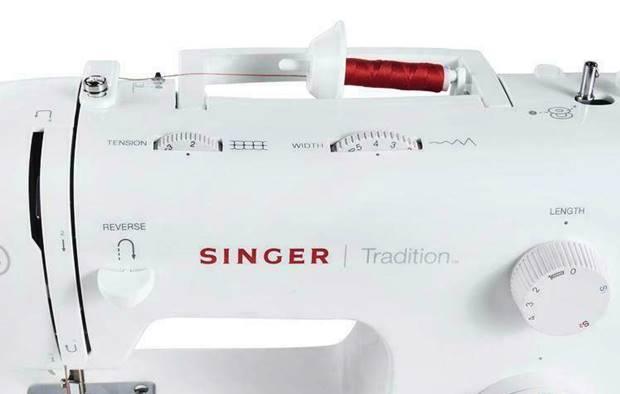 Enhebrador automático 2282 singer tradition