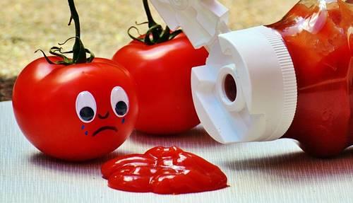 Como Limpiar el aluminio con salsa de tomate