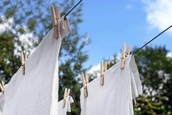 como secar las cortinas