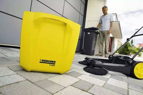 Capacità di pulizia karcher s650