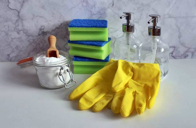 Detergenti disinfettanti