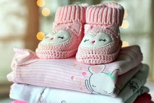 Lavar ropa de bebe