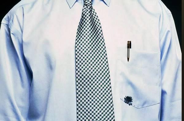 Cómo quitar manchas de boligrafo en la ropa